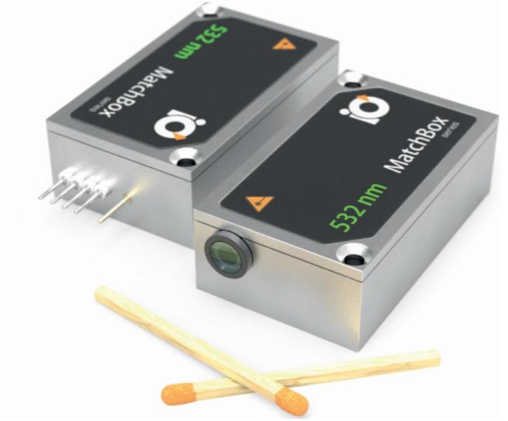 多波长微型半导体激光器