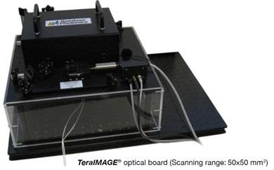 TeraIMAGE 1-14Thz成像光谱仪
