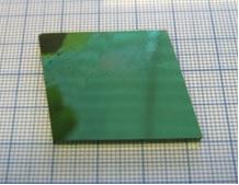 THz电光DSTMS晶体